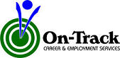 get help finding jobs with on-track